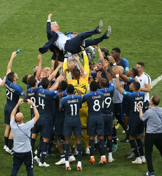 deschamps champion